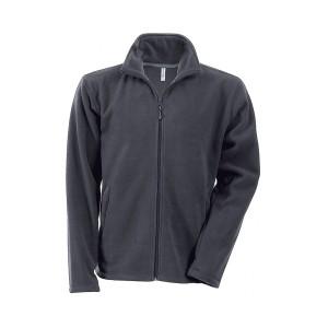 Kariban Falco mikropolár pulóver, Convoy Grey